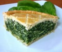 Exquisita receta para Semana Santa, Tarta de acelga y atún