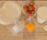 Exquisita tarta de frutillas apta para personas con diabetes