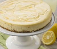 Receta de cheesecake de limón para hornear