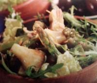 Recetas: Corazones de alcachofa con espárragos