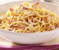 Receta rápida de Spaguettis