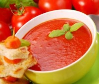 Receta para hacer una deliciosa sopa de tomates