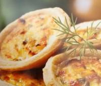 Recetas: unas Tartaletas de cangrejo