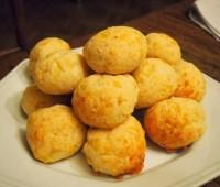Recetas para celíacos: pan de queso sin glúten