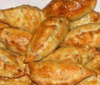 Empanaditas de anchoas y espinacas