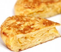 Facilísima Tortilla de papas