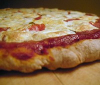 Receta para hacer masa de pizzas caseras