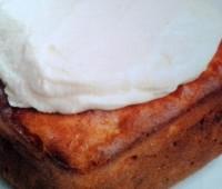 Riquísima Torta de zanahoria