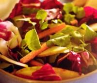 Recetas: Trucha ahumada con pera