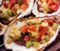 Recetas: ostras gratinadas