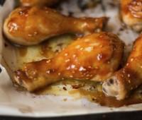 Recetas: delicioso Pollo al caramelo