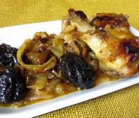 Recetas: Pollo a la ciruela