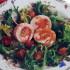Riquísimos Arrolladitos de pollo con ensalada