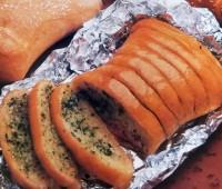 Riquísimo Pan de ajo y de hierbas