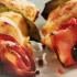 Brochetas de pollo con un estilo mediterráneo
