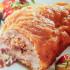 Recetas: escalopes rellenos de tomate y qu