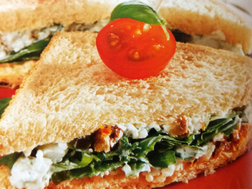 SandwichDeRucula