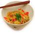 Como cocinar Fideos de arroz