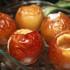 Riquísimas Manzanas asadas para compartir con amigos