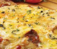Delicioso Pollo a la pizza para compartir con amigos