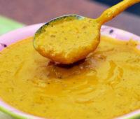 Facilísima salsa de mostaza y crema