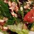 Ensaladas de pollo y almendras nutritiva para compartir