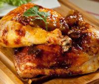 Delicioso Pollo con miel y jengibre ¿cómo hacerlo?