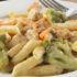 Saludables Fideos con vegetales