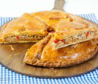 Deliciosa Empanada Gallega para compartir en familia