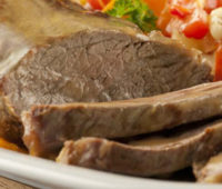 Rica carne a la cacerola para compartir en familia