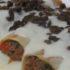 Canelones de carne y aceitunas negras para compartir