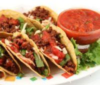 Ricos Tacos Mexicanos para disfrutar con amigos