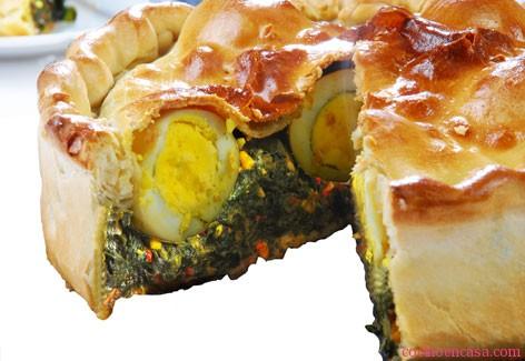 Torta Pascualina Cocinachic Net