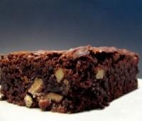 Receta de Brownie clásico