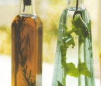 Aceite al cilantro: Receta de aceite saborizado