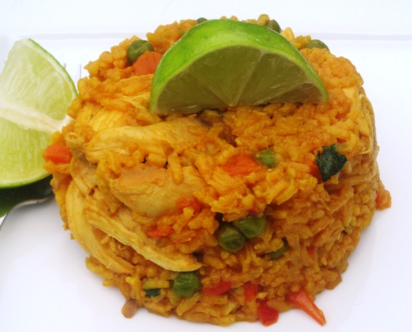receta-arroz-pollo