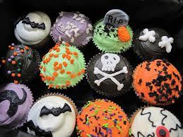 deco cupcakes halloween