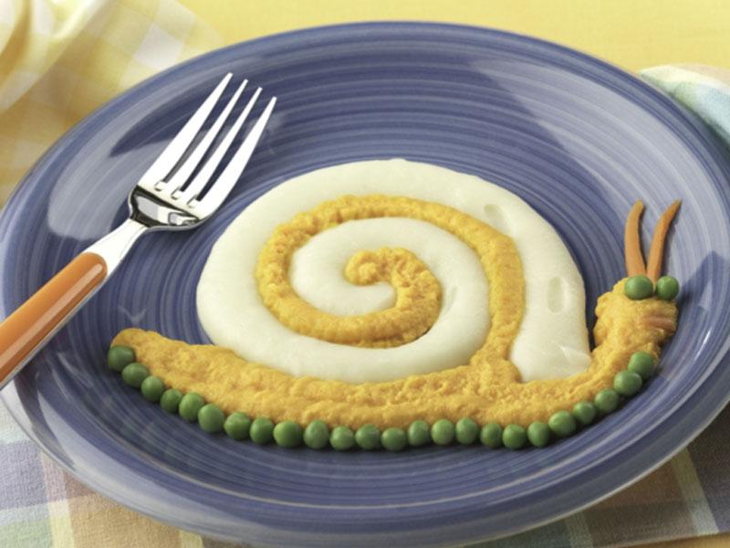 Comidas divertidas para ni os c mo presentar a los chicos for Cocina divertida para ninos