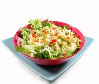Receta: Ensalada de pollo con arroz