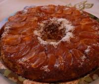 Torta de manzanas al caramelo para la mujer de hoy