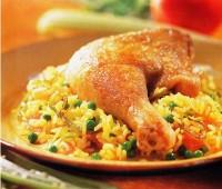 Receta: Arroz con Pollo estilo Cocina Chic