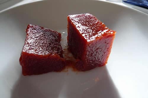 Receta dulce de membrillo cocinachic - Hacer membrillo casero ...