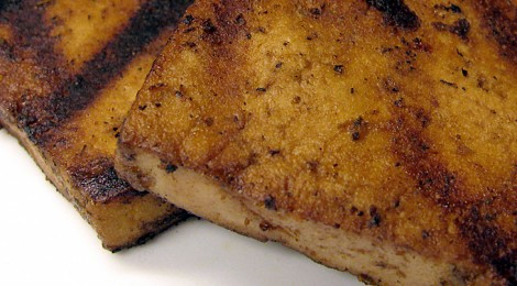 tofu marinado