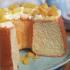 Gran torta chiffon de naranja