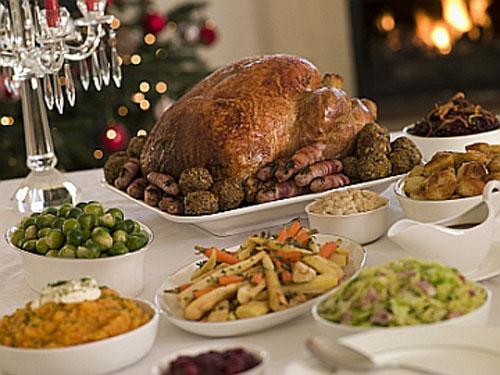 Ideas para la cena de Navidad - CocinaChic