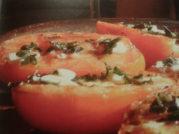 Tomatesasadosajo