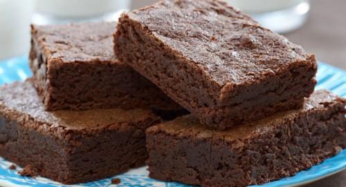 Cinnamon-Brownies