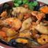 Deliciosa Cazuela de mariscos para compartir en familia