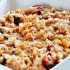 Recetas: crema de avena con frutos secos y jarabe de arce