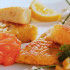 Papas Rosti con salmón